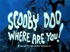 Scooby-Doo, Where Are You! is the first incarnation of the long-running Hanna-Barbera Saturday morning cartoon series, Scooby-Doo. It premiered on September 1969 at a. EST and ran for three seasons on CBS as a half-hour long show. Hanna Barbera, Saturday Morning Cartoons, Saturday Night Live, Old Cartoons, Classic Cartoons, Retro Cartoons, Old Tv Shows, Kids Shows, Scooby Doo Mystery