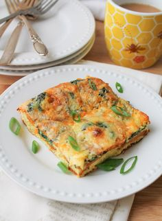 This egg casserole recipe from The Honour System layers fluffy eggs with cheese, sweet potatoes and spinach. The best thing about casseroles is convenience: You can store leftovers in the fridge, and rebake for the perfect leftover lunch or no-sweat dinner. Serve it with a salad or steamed greens and a slice of toast. The …