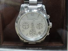 Michael Kors Ladies Silver Watches