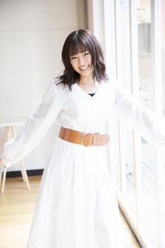 今泉佑唯 「私の新しい姿を見てほしいですし、ここから皆さんと一緒に新しい景色を見ることができたらいいなと思っています」|ウォーカープラス Waist Skirt, High Waisted Skirt, Womens Fashion, Japanese, Girls, Toddler Girls, High Waist Skirt, Japanese Language, Daughters
