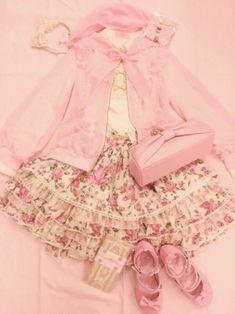 Pink Angelic Pretty coordinate