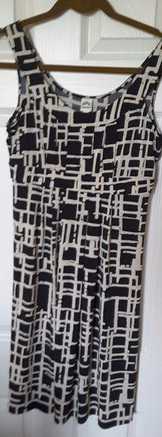 Fashion Women Summer Sleeveless Dress - Geometric Design - 6   eBay