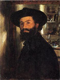 Alberto Falchetti, 1905  John Singer Sargent