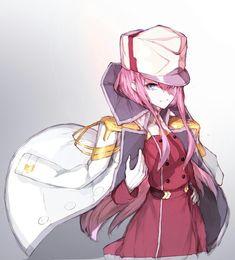 Anime Art | Darling in the FranXX | Zero Two