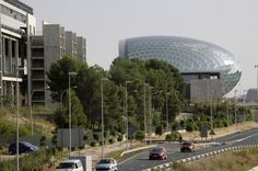 Events Center Feria Valencia - Avenida de las Ferias, Valencia, Spain / Tomás Llavador