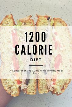1200 calorie diet A comprehensive guide with delicious meal plans # 1200 calories # 12 … # 1200 calories # 1200 calorie diet # diet 1200 Calories, 1200 Calorie Diet Menu, 1500 Calorie Meal Plan, Low Calorie Snacks, No Calorie Foods, Low Calorie Recipes, Diet Recipes, 400 Calorie Meals, Calorie Counting Diet