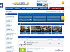 Preview and screenshot of alleopole.pl