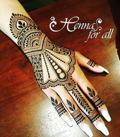 Amazing Advice For Getting Rid Of Cellulite and Henna Tattoo Designs – Henna Tattoos Mehendi Mehndi Design Ideas and Tips Henna Hand Designs, Mehndi Designs Finger, Pretty Henna Designs, Modern Mehndi Designs, Mehndi Design Photos, Wedding Mehndi Designs, Beautiful Mehndi Design, Latest Mehndi Designs, Henna Tattoo Designs