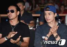 SBS Roommate | Shin omma and Lee Dong Wook during Ga Yeon's fight 08.17.2014