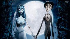 corpse bride | Corpse Bride wallpaper - Cartoon wallpapers - #16420