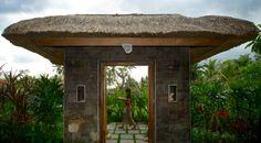 entry gate - UmaJati - hotel in Bali, Indonesia