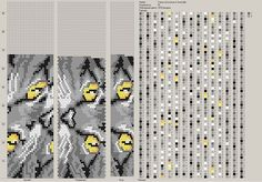 Схемы на 23-25 бисерин | 90 фотографий | ВКонтакте