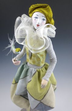 Hey, I found this really awesome Etsy listing at https://www.etsy.com/listing/200445915/perrine-and-pierre-ooak-art-doll