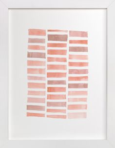 Stacks #2 by Kelly Nasuta at minted.com