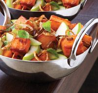 Warm Roasted Sweet Potato and Pear Salad | ACE Bakery