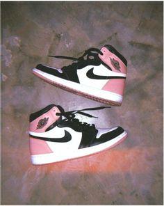 Nike Air Shoes, Nike Air Jordans, Womens Jordans Shoes, Nike Jordans Women, Air Force Jordans, Pink Jordans, Shoes Jordans, Jordans Girls, Jordan Shoes Girls