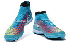 indoor cycling clothes for men   New 2015 Indoor soccer shoes TF high ankle men soccer shoes Free ...