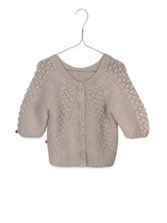 off white cardigan by Bengh