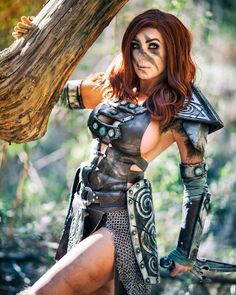 Aela the Huntress from Skyrim by Jessica Nigri