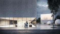 """Gallery of IMPLMNT Highlights """"Connection and Transformation"""" in Award-Winning Proposal for New Lithuanian Cultural Center - 16"""
