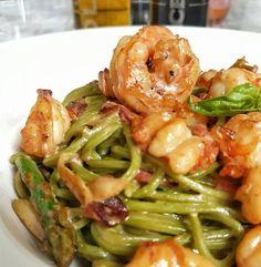 Bon appétit! #Espaguetti a la Chitarra  #elikassfotografía #shooting #food #travel #shrimp #fusion #yummy #foodporn #restaurant #anticavilla #fresh #seafood #mariscos #gourmet #cuernavaca #morelos #méxico #foodandtravelmx foto vía @elikass_fotografia @foodandtravelmx
