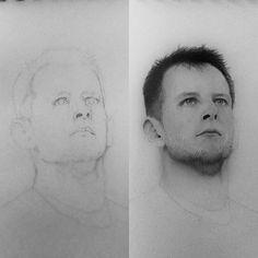Progress ✏️ #bartoszkurek #polska #drawing #draw #pencil #pencildrawing #pencilart #volleyball #progress