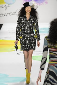 Desigual at New York Fall 2015