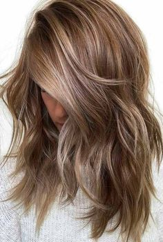 34 Latest Hair Color Ideas for 2019 - Get Your Hairstyle Inspiration for Next Season, Hair Color Girls love to experiment, especially with hair color. But such experiments can both bring joy and spoil the mood for a long time. It often ..., Hair Color
