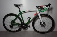 Gravel bike By HBM BIKE FACTORY Arquata Scrivia (AL) Italy