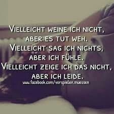 Vielleicht Poetry Quotes, Sad Quotes, Emotional Drawings, German Quotes, German Words, Love Hurts, Life Is Hard, My Mood, True Words