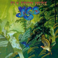 Yes reunite with Trevor Horn for their latest album 'Fly From Here