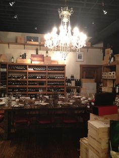 Marketplace in Yountville