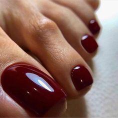 Pin on Pretty toe nails Gel Toe Nails, Feet Nails, Acrylic Nails, Diy Nagellack, Nagellack Trends, Pretty Toe Nails, Pretty Toes, Toe Nail Color, Nail Colors