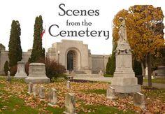 Scenes from the Cemetery #Oshawa #AYRFCIOshawa #OshawaEvents https://www.facebook.com/events/104402383336528/