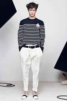 See all the Collection photos from Balmain Spring/Summer 2014 Menswear now on British Vogue Mens Fashion Week, Fashion Show, Fashion Design, Paris Fashion, Issey Miyake, Winter Typ, Balmain Men, Balmain Paris, Paris Mode
