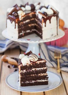 Need a simple, no-fail chocolate sponge cake recipe for your next cake creation? I've got you covered with this fantastic, rich and chocolatey version! While most chocolate cakes tend to be dense and fudgy, this recipe yields a super fluffy, light as air cake layer that will surprise you! And you'll love how versatile this […]