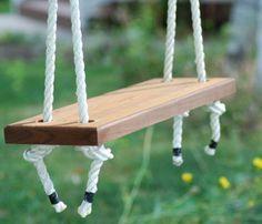 Cedar Tree Swing.