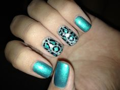 My awesome finger nails