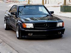 Mercedes 560SEC AMG