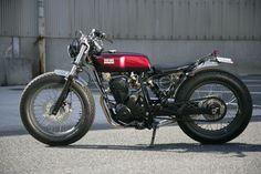 平和モーターサイクル - HEIWA MOTORCYCLE - | FTR223 006 (HONDA)