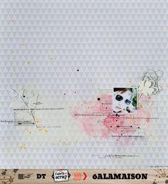 sketch / inspi du marmerdi [dt la Fabrik à Scrap] - scrap à 6alamaison