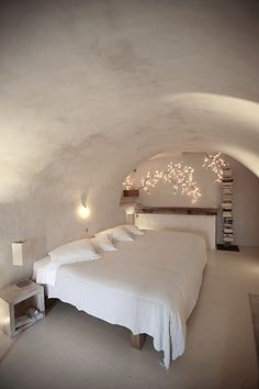 cozy underground storm shelter. Definitely going to need one of these!! I'm such a baby when it comes to storms...