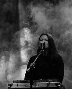 #danilla #stagephoto #stagephotography #blackandwhite #keyboardist #vocalist Wallpaper Backgrounds, Iphone Wallpaper, Dan, Singing, Stage, Mood, Cartoon, Flower, Random