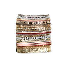 Balmain+Skirt.jpg (JPEG Image, 400×400 pixels) ❤ liked on Polyvore