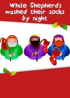 """HelloTurtle Christmas Cards """"Shepherds Socks"""" personalised card Personalise and send this Christmas card to someone you care about. Same day despatch on orders received before (Mon-Fri) Personalised Christmas Cards, Product Launch, Socks, Custom Christmas Cards, Personalized Christmas Cards, Sock, Stockings, Ankle Socks, Hosiery"""