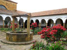 Monasterio Santo Eccehomo. Villa de Leyva Boyaca Colombia