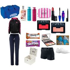 """""""whats in my cheer bag"""" by eaglin-morgan on Polyvore"""
