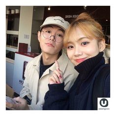ulzzang couple on Tumblr featuring polyvore and couples