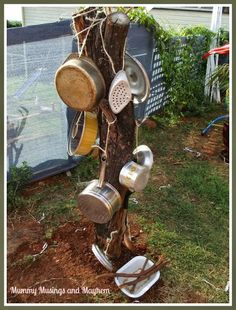 Musical Banging Tree for #Kids - Mummy Musings and Mayhem
