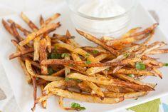 Gojee - Oven Baked Garlic Fries with Garlic Aioli